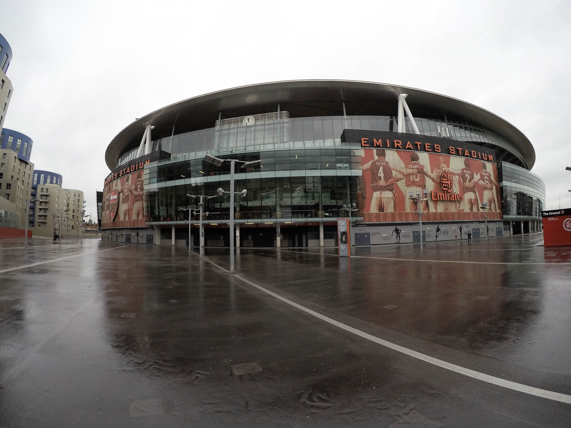 Emirates Stadium, štadión Arsenal FC